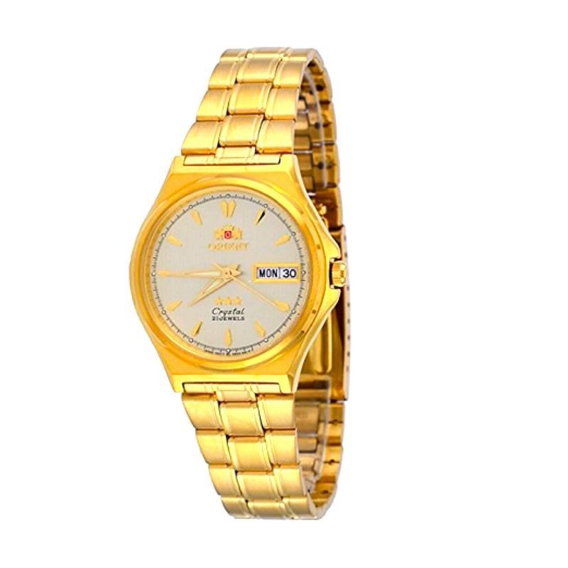 Orient - Reloj Automático Acero Hombre FAB02002C