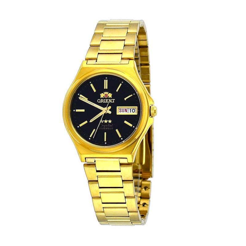 Orient - Reloj Automático Acero Hombre FAB02003B
