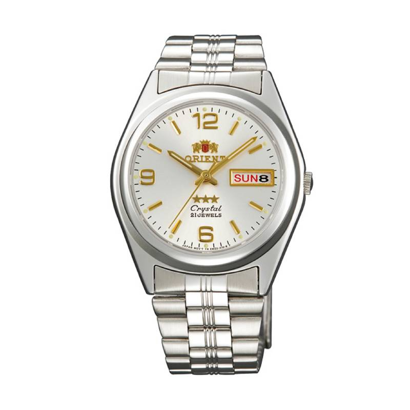 Orient - Reloj Automático Acero Hombre FAB04004W