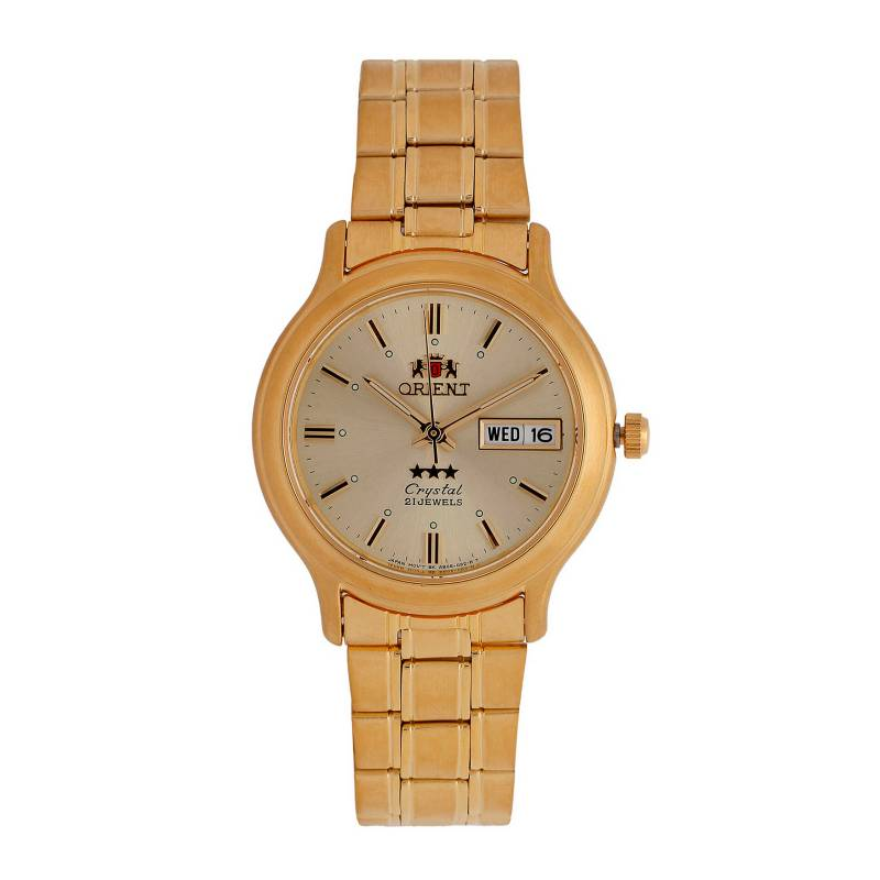 Orient - Reloj Automático Acero Hombre FAB05001C