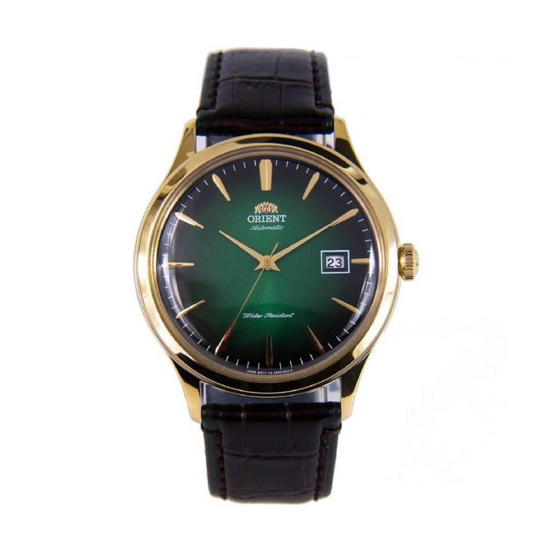 Orient - Reloj Automático Cuero Hombre FAC08002F