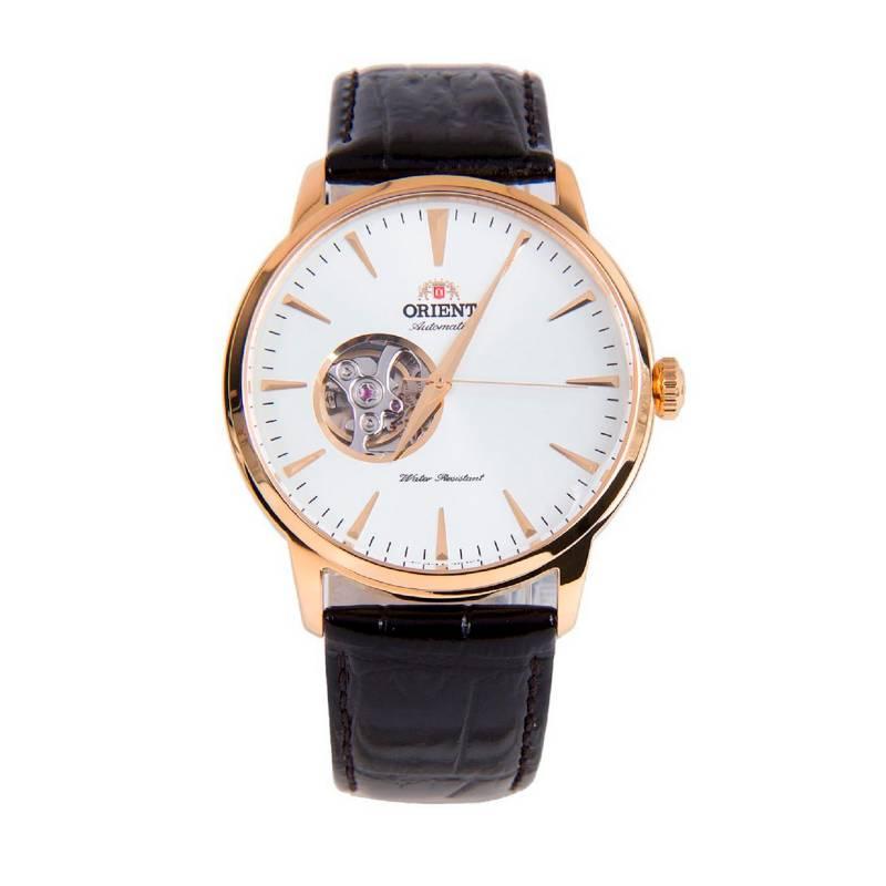 Orient - Reloj Automático Cuero Hombre FAG02002W