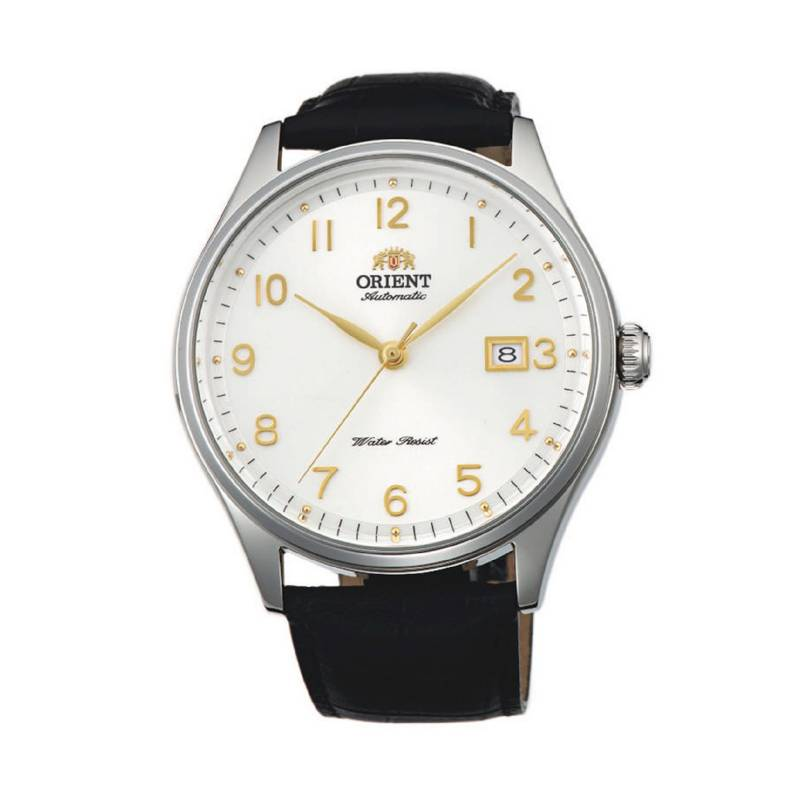 Orient - Reloj Automático Cuero Hombre FER2J003W