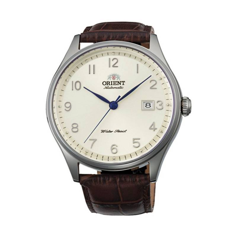 Orient - Reloj Automático Cuero Hombre FER2J004S