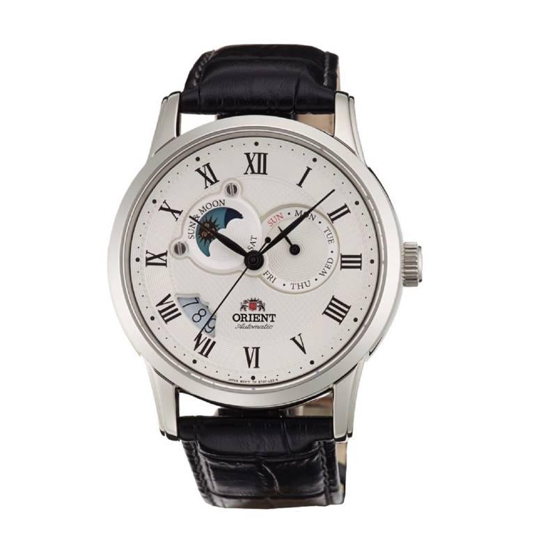 Orient - Reloj Automático Cuero Hombre FET0T002S