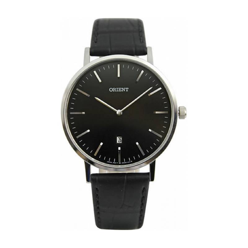 Orient - Reloj Cuero Quartz Hombre FGW05004B