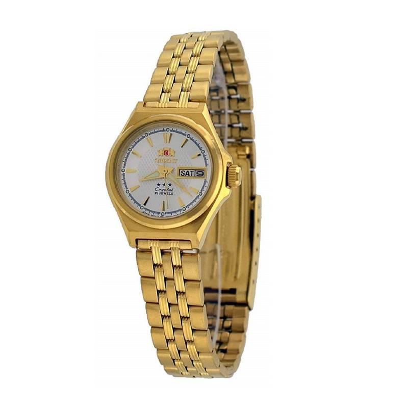 Orient - Reloj Automático Acero Mujer FNQ1S001W