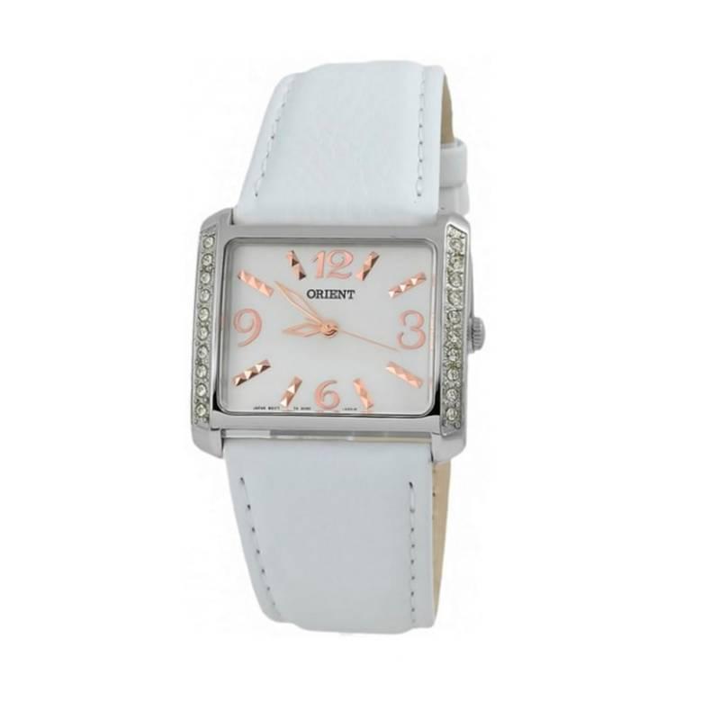 Orient - Reloj Cuero Quartz Mujer FQCBD004W