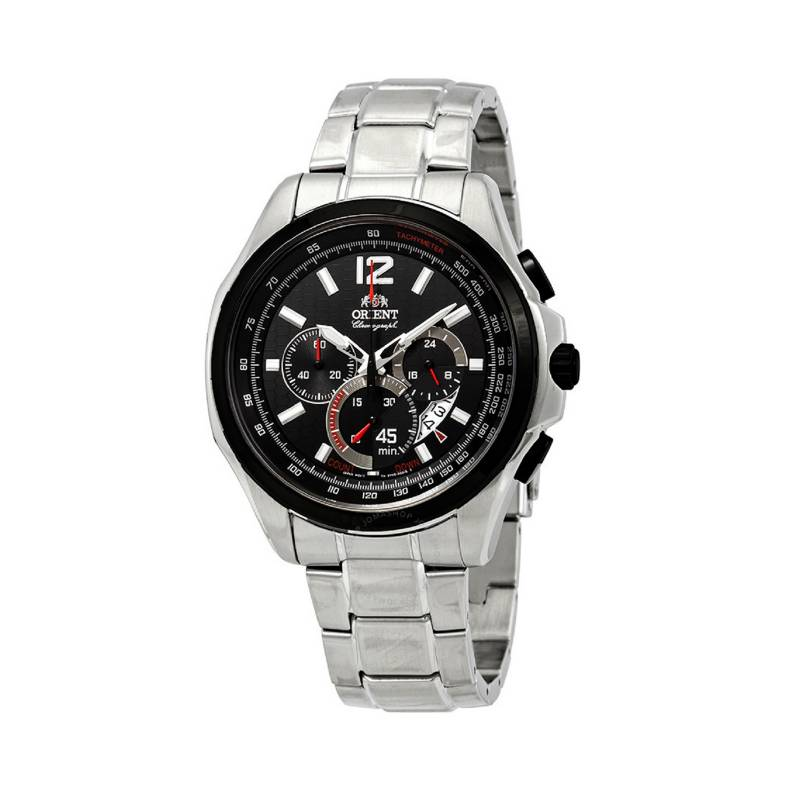 Orient - Reloj Acero Quartz Hombre FSY00001B