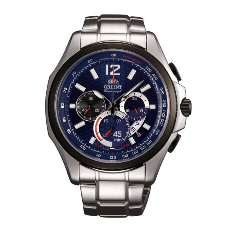 Orient - Reloj Acero Quartz Hombre FSY00002D