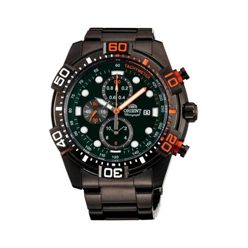 Orient - Reloj Acero Quartz Hombre FTT16001F