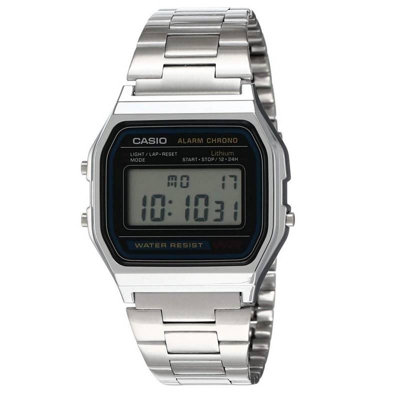 Casio - Reloj A-158WA-1D