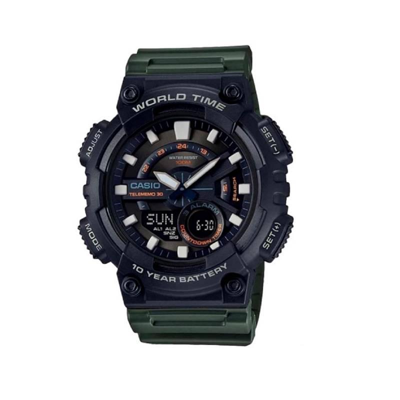 Casio - Reloj AEQ-110W-3A
