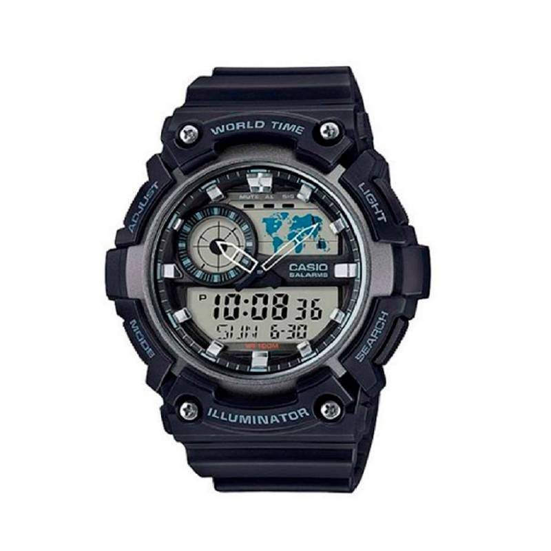 Casio - Reloj AEQ-200W-1A