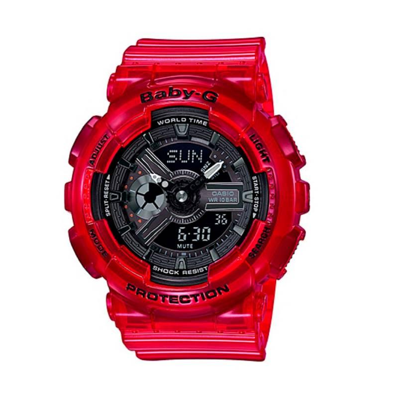 Casio - Reloj BA-110CR-4A