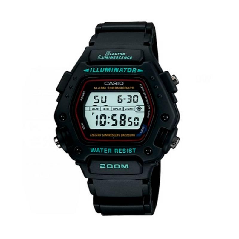 Casio - Reloj DW-290-1V