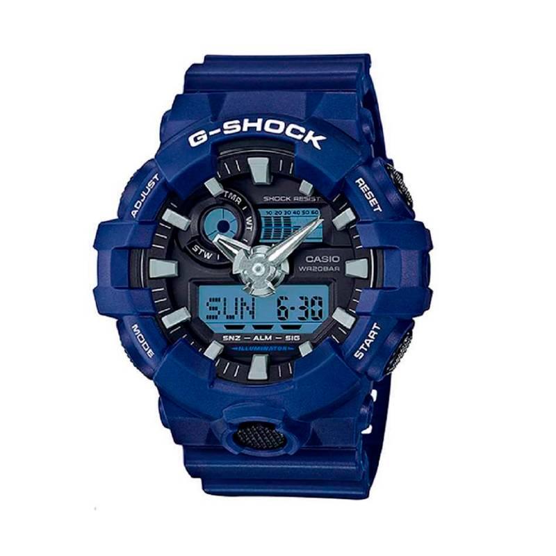 Casio - Reloj GA-700-2AD