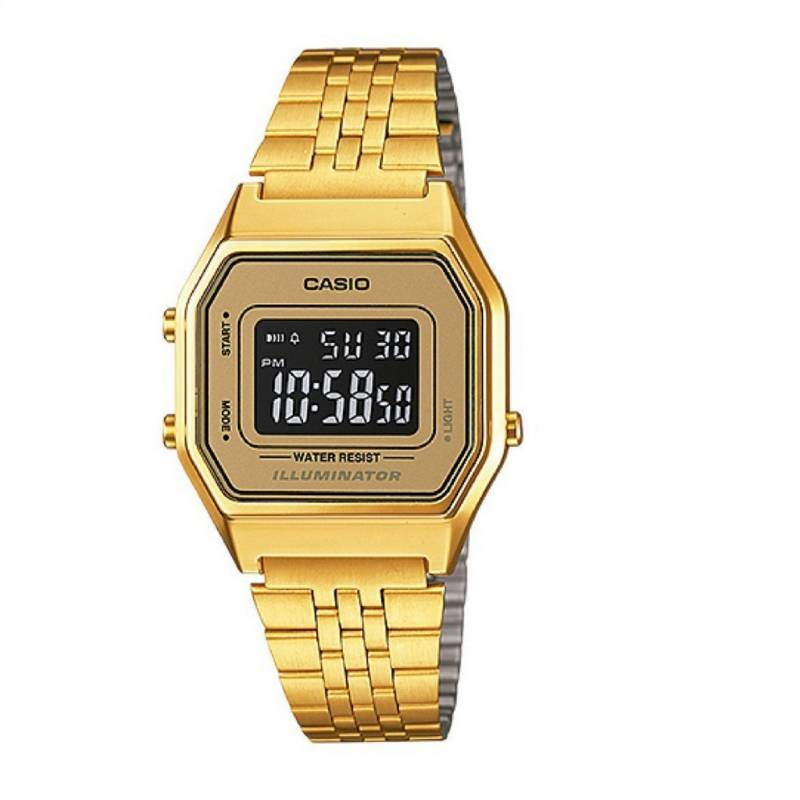Casio - Reloj LA-680WGA-9B