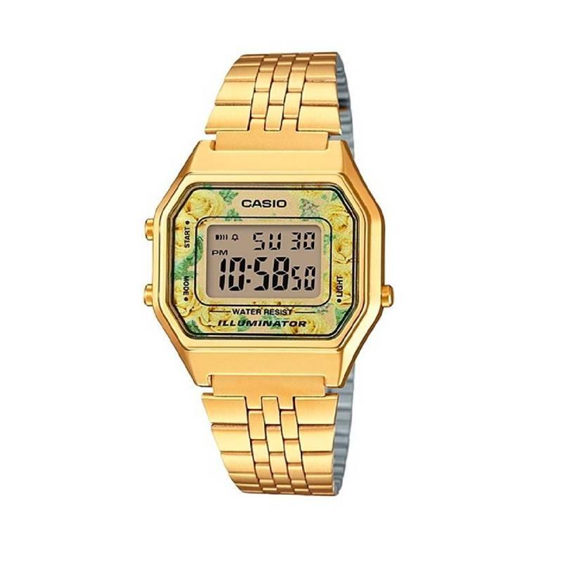 Casio - Reloj LA-680WGA-9C