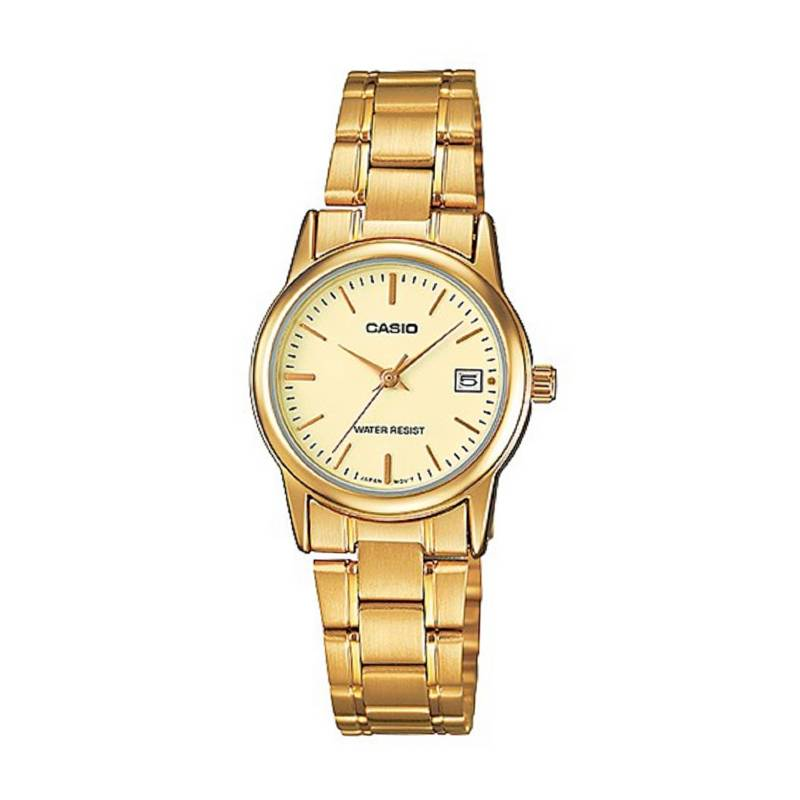 Casio - Reloj LTP-V002G-9A