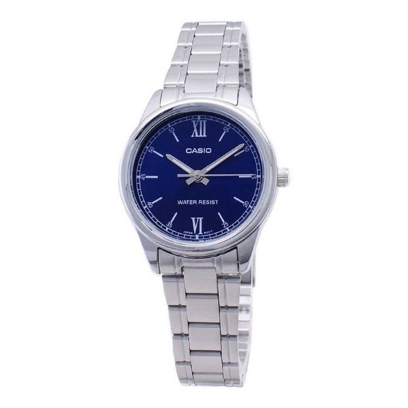 Casio - Reloj LTP-V005D-2B2