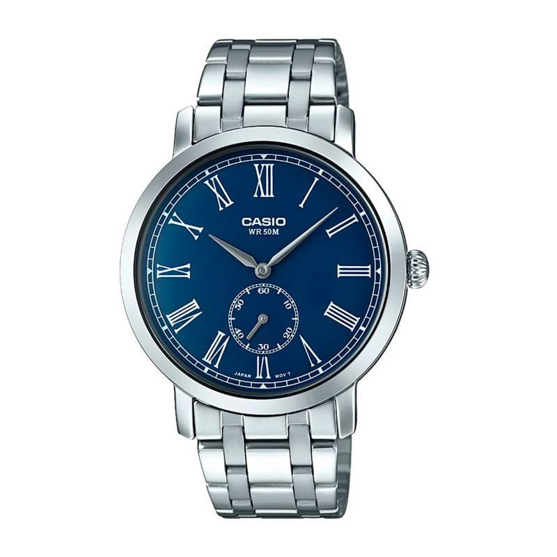 Casio - Reloj MTP-E150D-2B