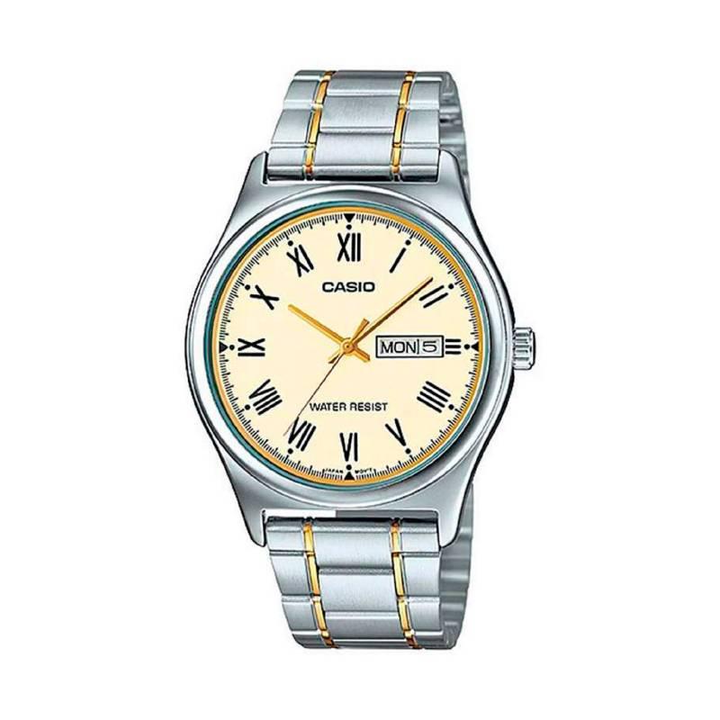 Casio - Reloj MTP-V006SG-9B