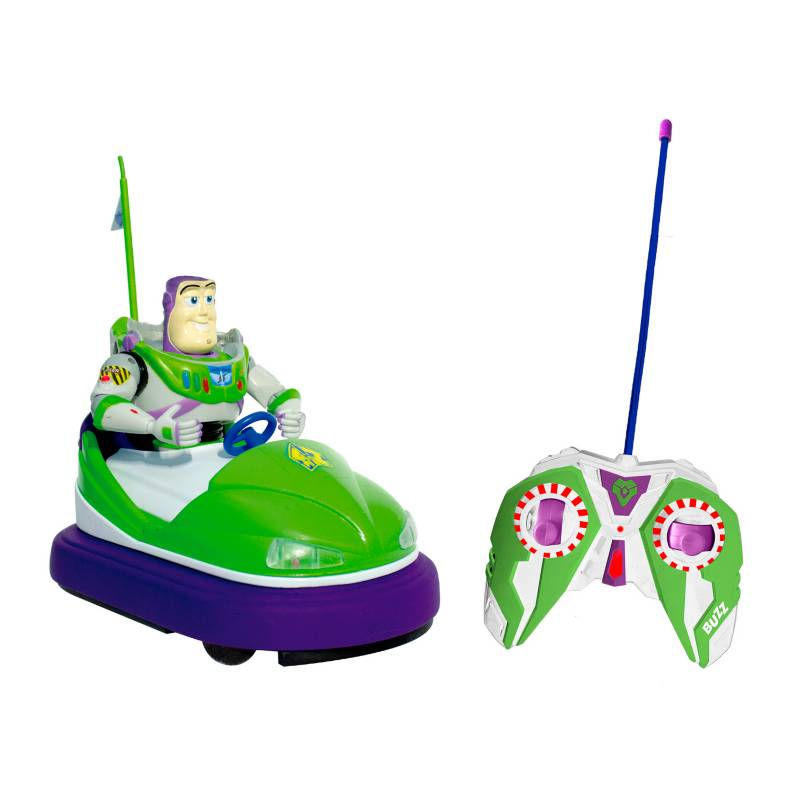 "Toy Story - RC ""Coches Chocones"" Buzz Lightyear"