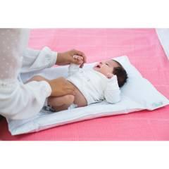 Toral - Cambiador de bebés portátil acolchado