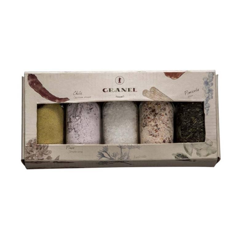 Granel gourmet - Kit sales