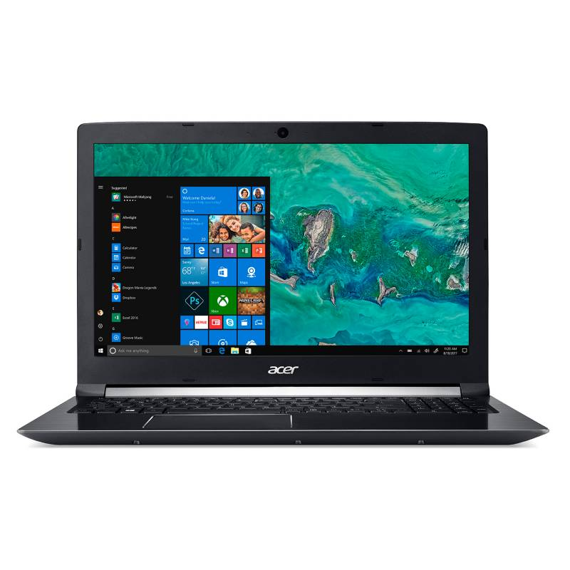 Acer - Portátil Acer 15.6 pulgadas Intel Core i5 4GB 1TB