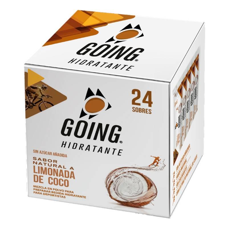 Going - Hidratante x 24 Coco