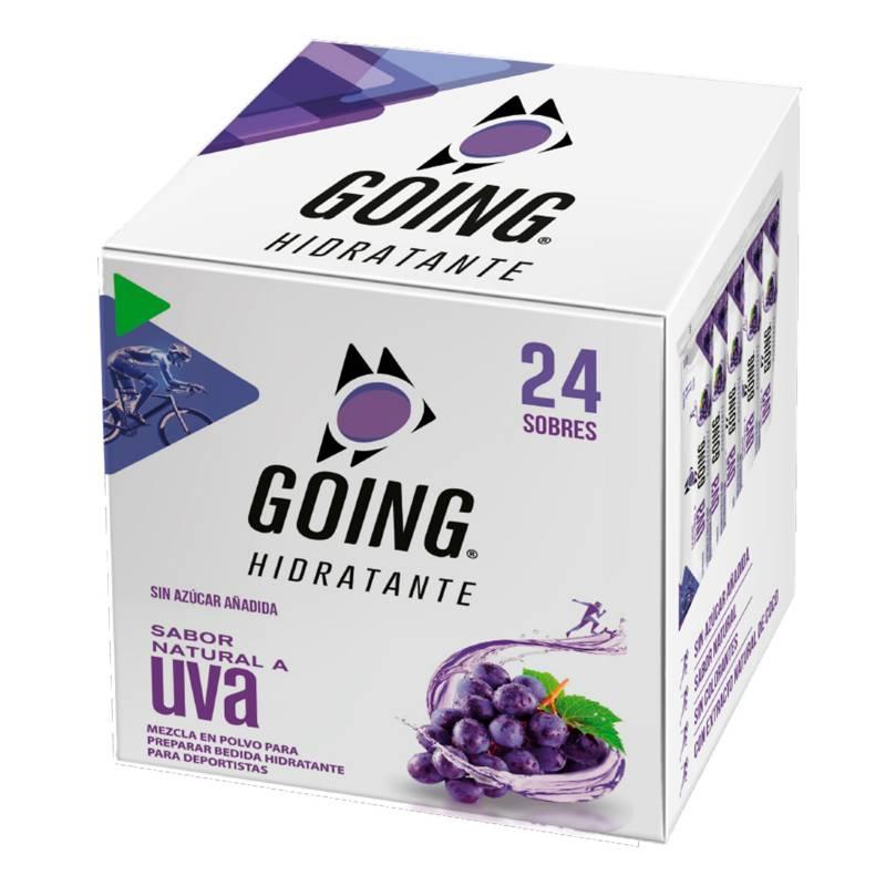 Going - Hidratante x 24 Uva