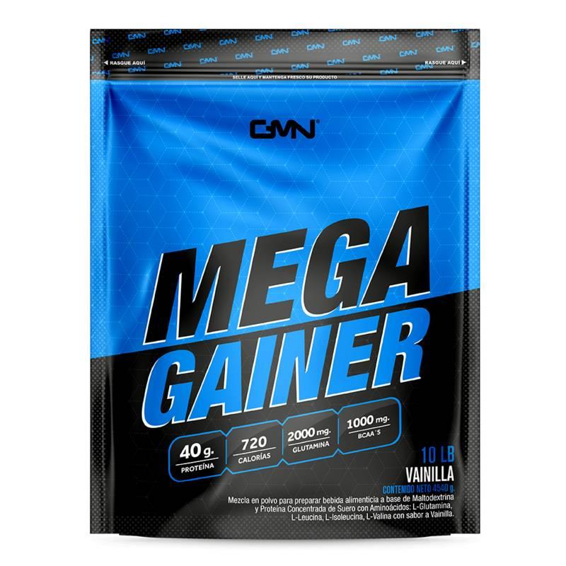 GMN - Mega Gainer X 10 Lb