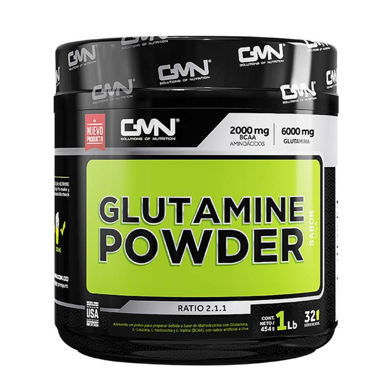 GMN - Glutamine Powder X 454 G