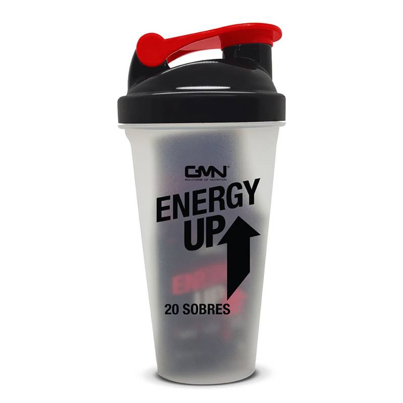 GMN - Energy Up Shaker X 20 Sobres