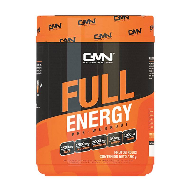 GMN - Full Energy-Preworkout X 300G