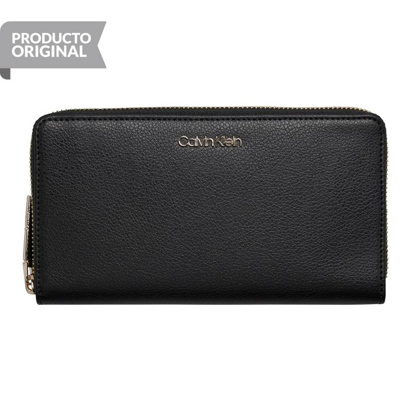 Calvin Klein - Billetera Calvin Klein K60K605668-BLA