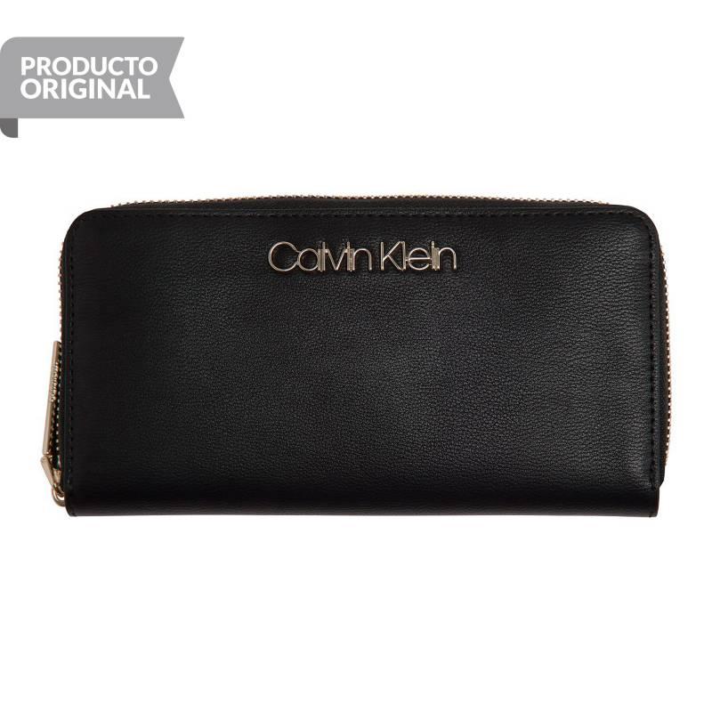 Calvin Klein - Billetera Calvin Klein K60K605675-BLA