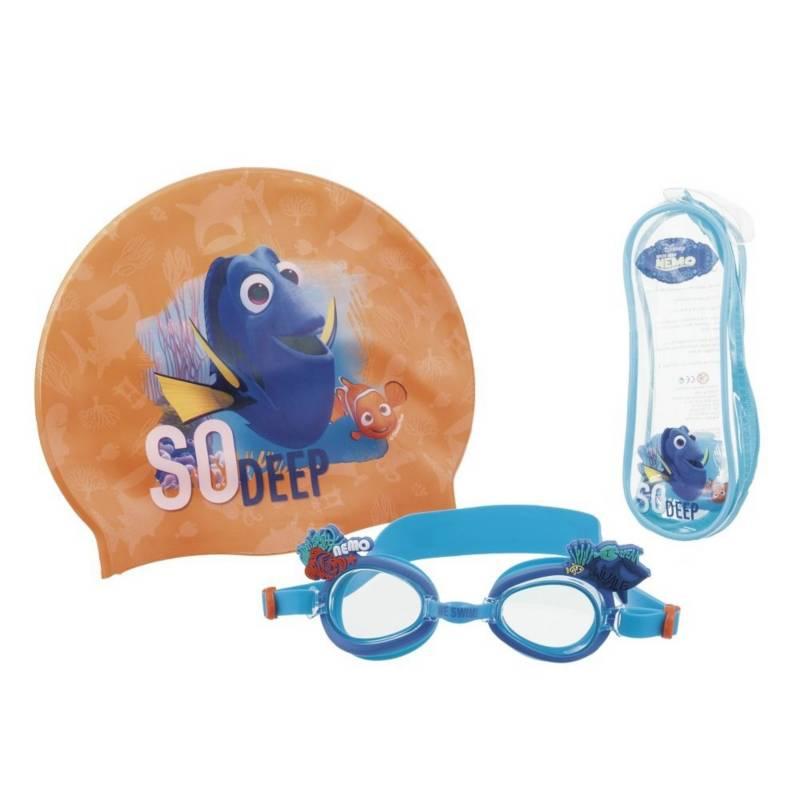 Disney - Gafas para natación Nemo