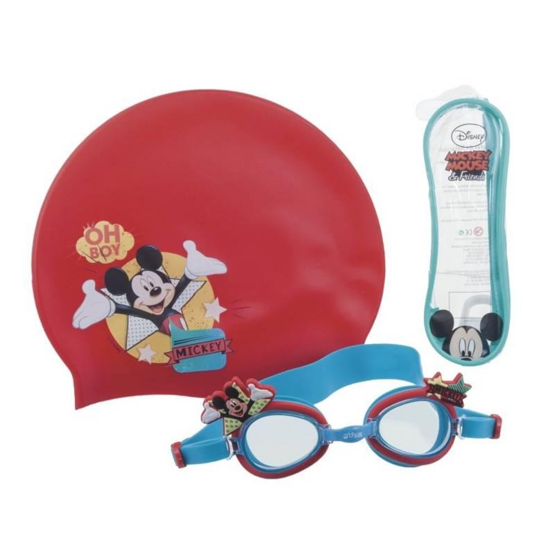 Disney - Gafas para natación Mickey  disney