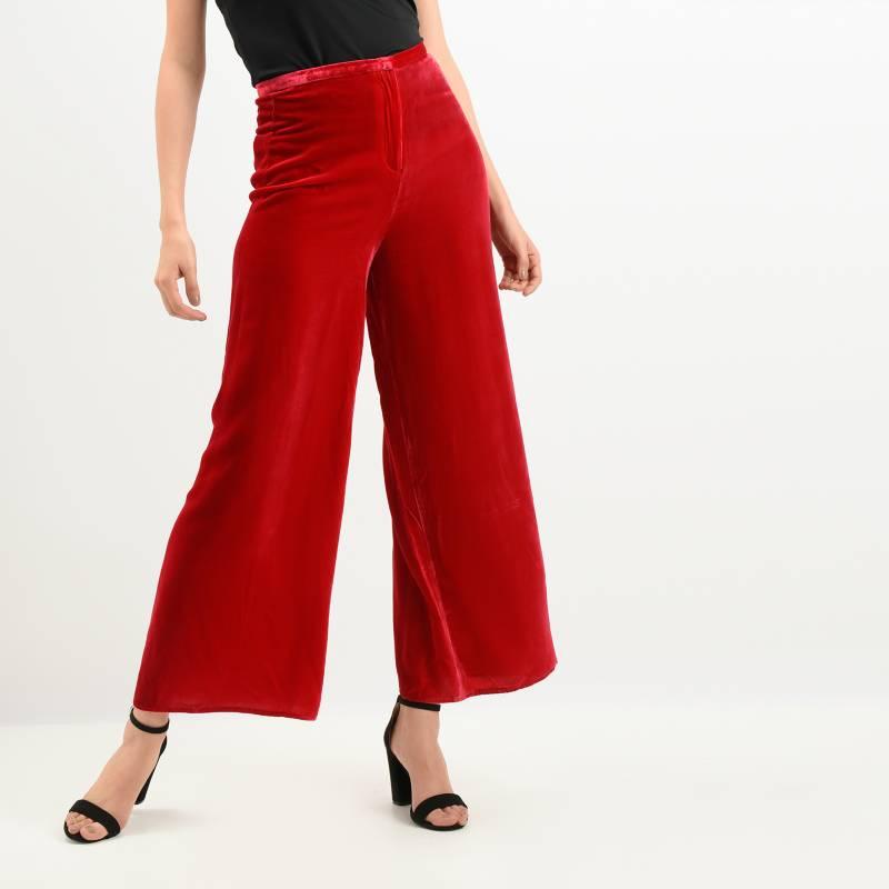 Rapsodia - Pantalón Flare Mujer Rapsodia