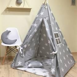 My Home Store - Teppe Kids Estrellas 120 x 120 cm