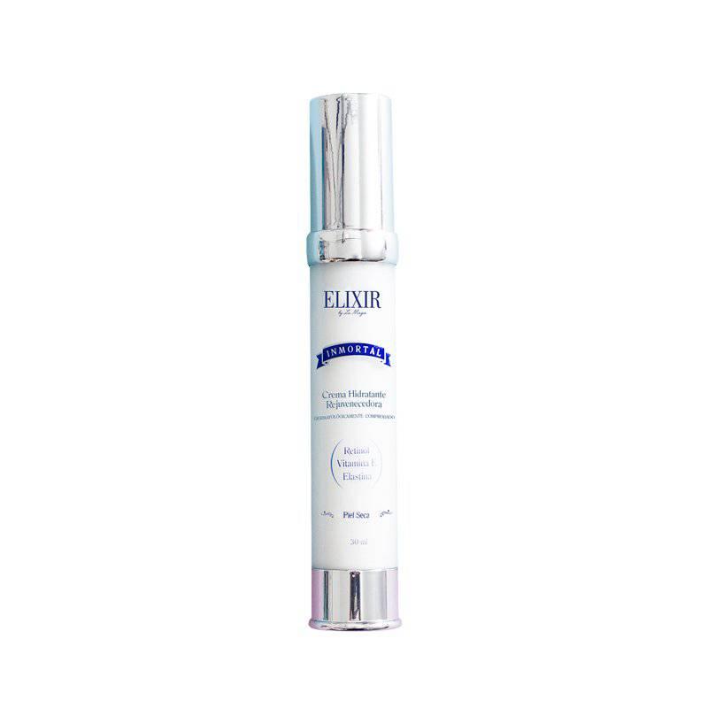 Elixir by La Maga - Hidratante facial Inmortal para piel seca
