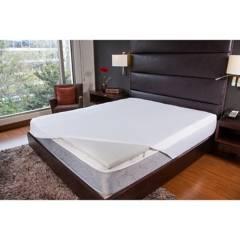 Tecnofoam - Sobre colchón topper doble en memory visco elástico