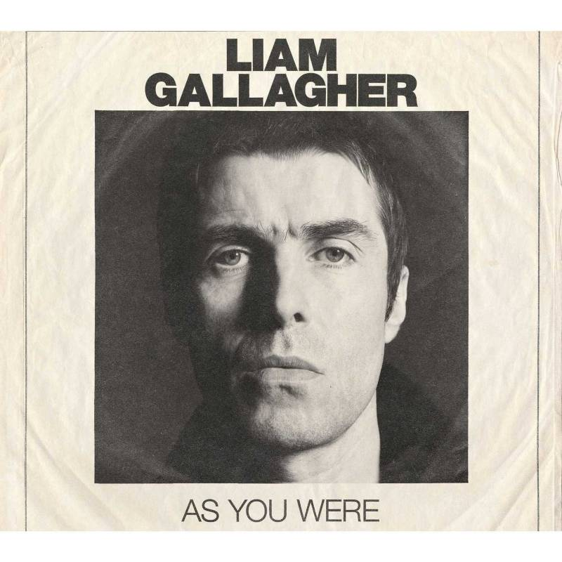 Elite Entretenimiento - Liam Gallagher/ As You Were (Cdx1)