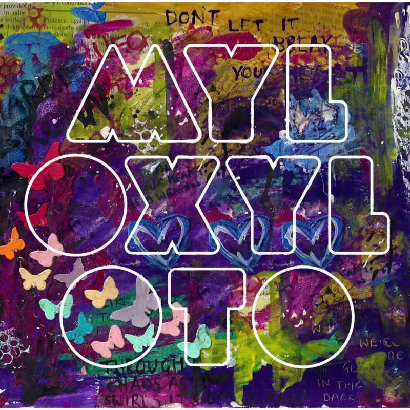 Elite Entretenimiento - Coldplay / Mylo Xyloto (Cdx1)