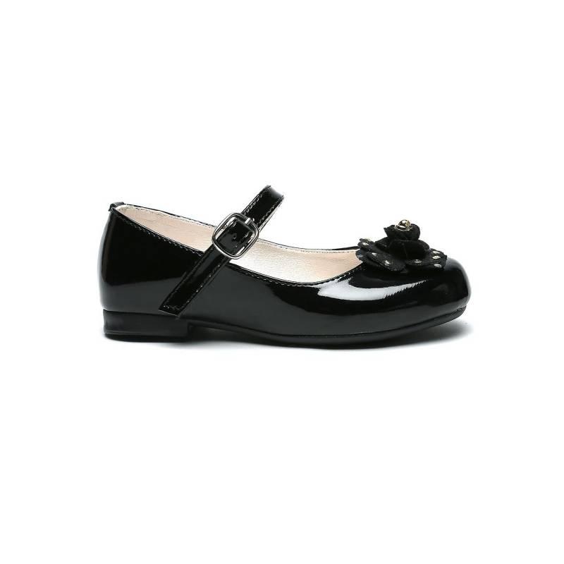 Tellenzi - Zapato Moda Infantil Negro Tellenzi 900