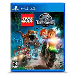 Lego Jurassic World PS Hits PS4