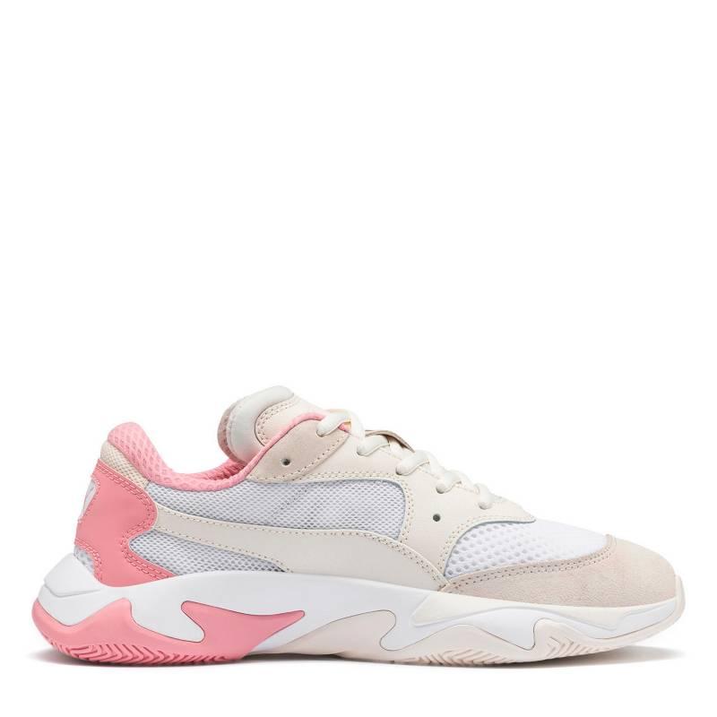 Puma - Tenis Puma Mujer Moda Storm Origin Pink
